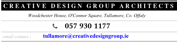 tullamore Contact Us architects design