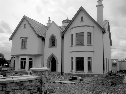Dwelling house Nearing final completion Roscommon